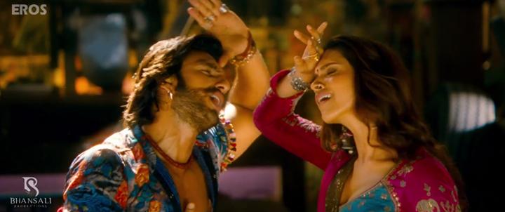 Ranveer Singh, Deepika Padukone
