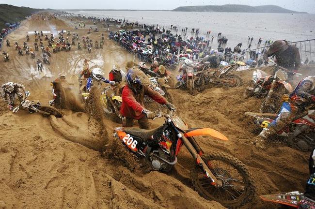 RHL Weston Beach Race