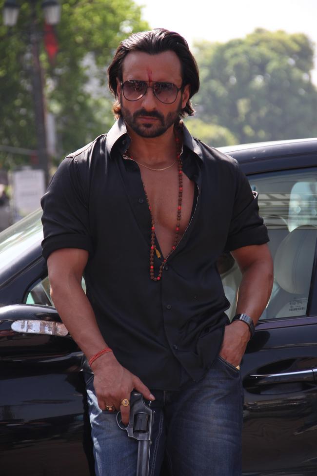 Saif Ali Khan in Bullett Raja
