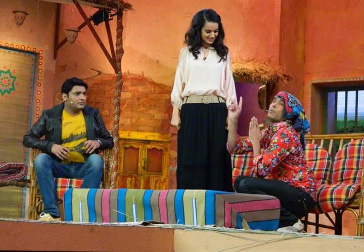 Kapil Sharma, Kangana Ranaut