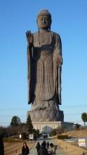 Ushiku Daibutsu statue, Japan