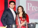 Abhishek Bachchan and Aishwarya Bachchan