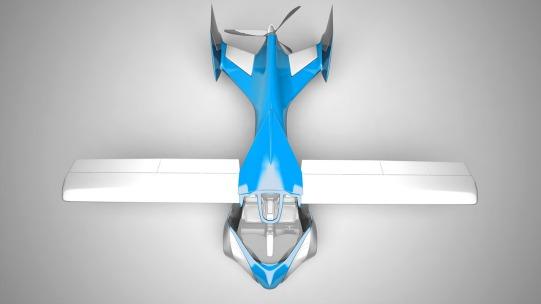 Aeromobil Flying Car Prototype