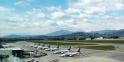 Italy's Bergamo airport