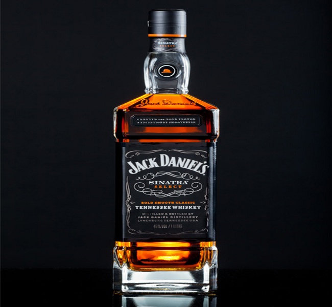Limited Edition Jack Daniel's Sinatra Select