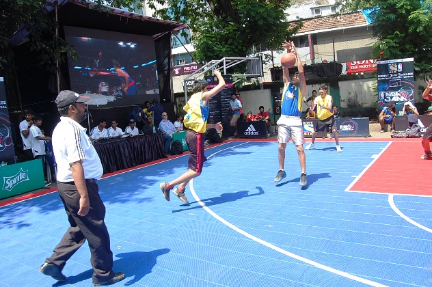 NBA Jam in Mumbai