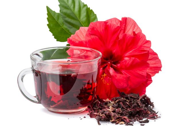 Flavoured tea