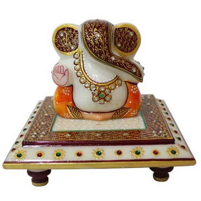 Marble Ganesh