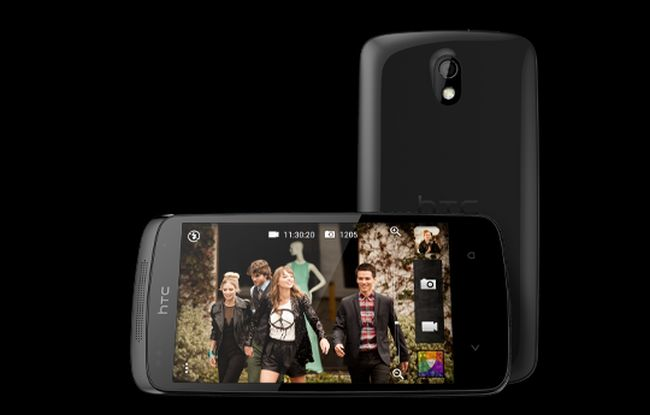 HTC Desire 500 was recently listed online on an e-commerce site in India and is HTC's budget option for Indians. The phone is yet to appear on HTC's official website though.