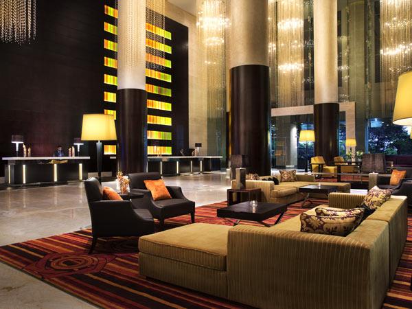 The JW Lounge