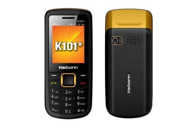 Karbonn K101