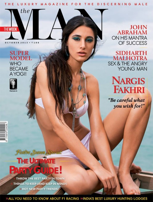 Nargis Fakhri - The Man
