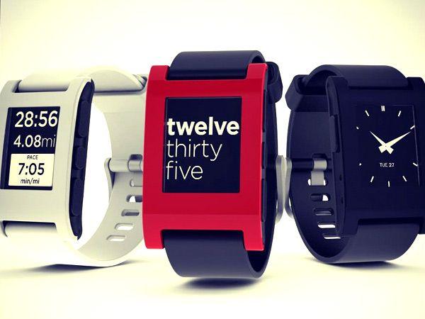 Pebble E-Paper Watch
