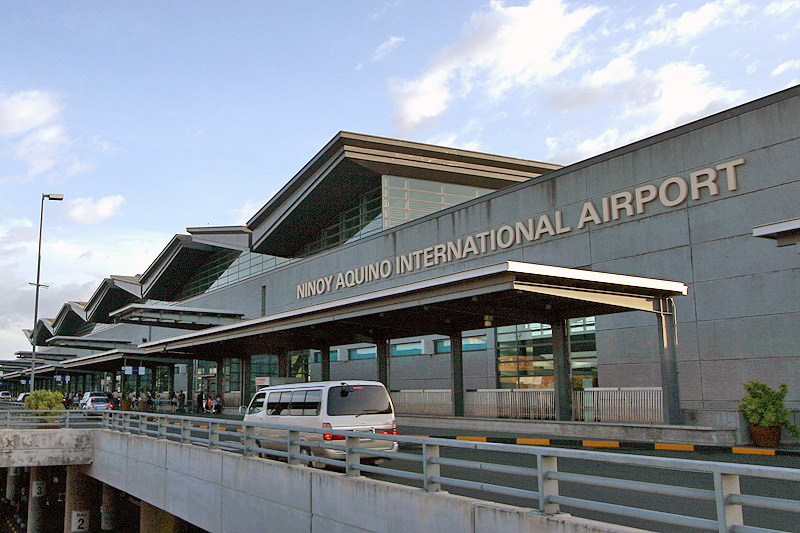 Philippines' Main Manila airport terminal tops the list