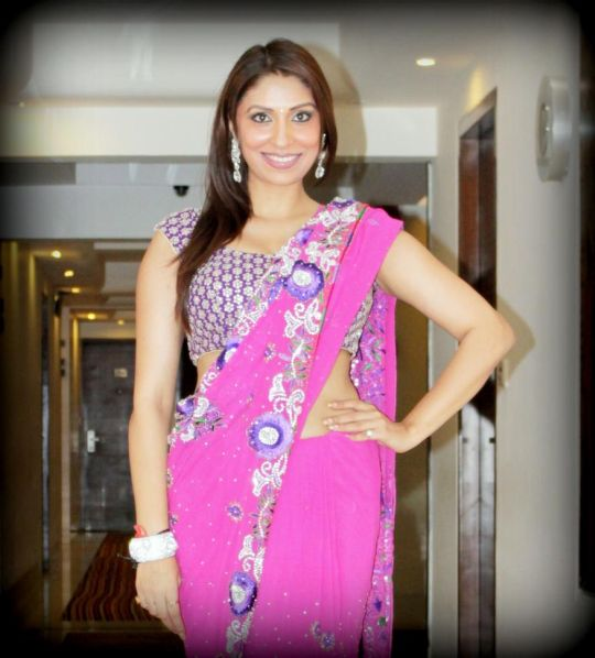 Pooja Misrra sizzles in Ahmadabad for Navratri and her upcoming movie 'Hum Baaja Baja Denge's' promotions...