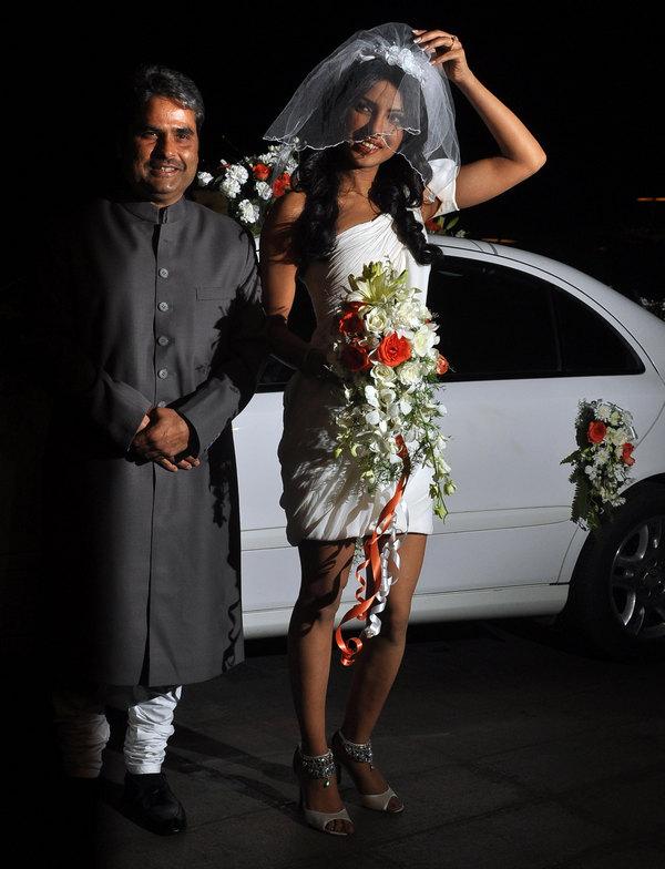 Priyanka Chopra for 7 Khoon Maaf