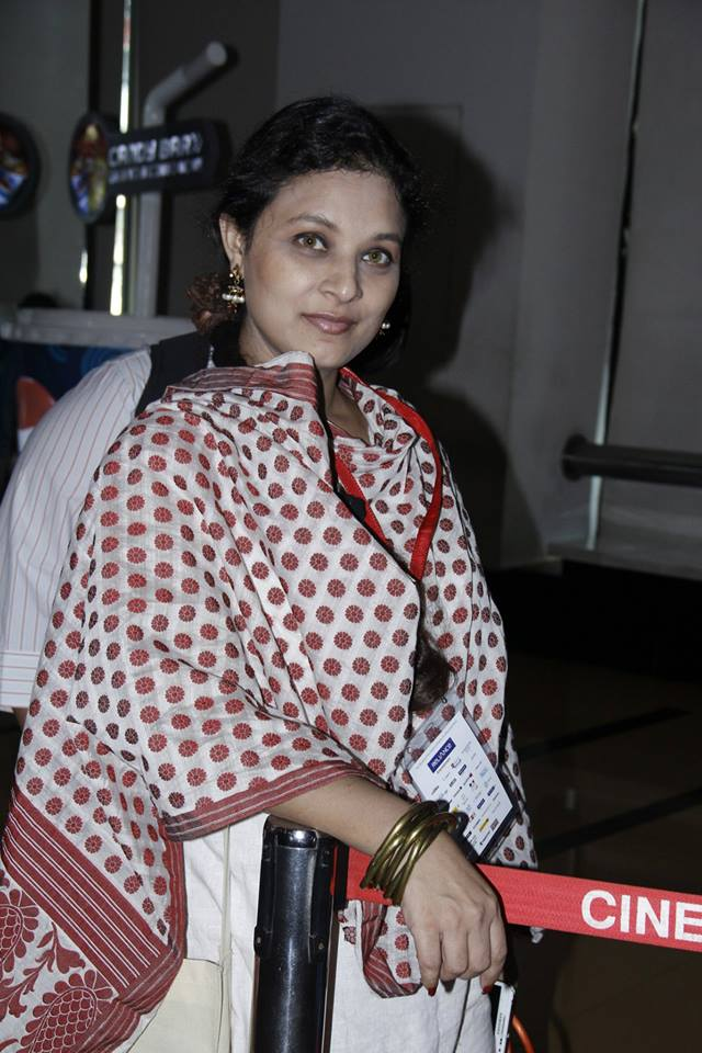Sharbani Mukherjee