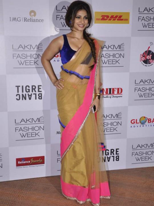 Tanisha Mukherji