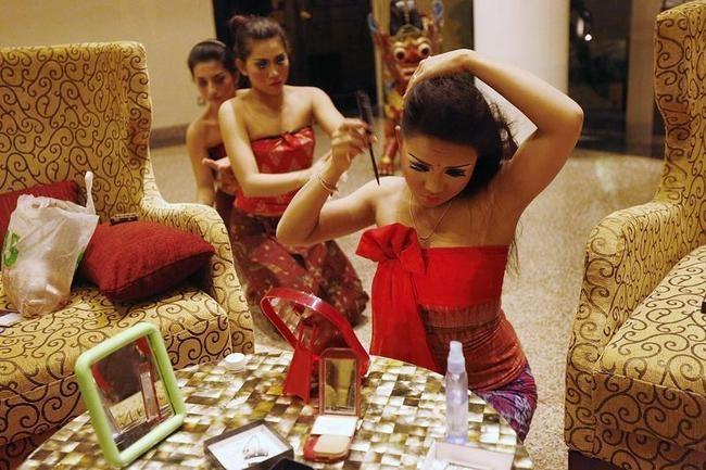 Miss World 2013 Indonesia Opening Ceremony