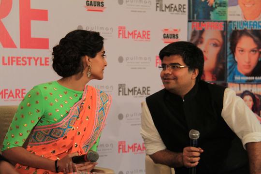 Sonam Kapoor, Jitesh Pillai