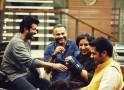 Anil Kapoor, Abhinay Deo, Shabana Azmi, Neil Bhoopalam