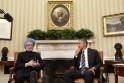 Manmohan Singh & Barack Obama