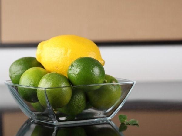 Skin Care: 20 Best Ways to Treat a Pimple Lemon Juice