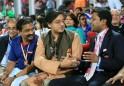 Shrinivas Bhumidala, Shashi Tharoor and Lalit Modi