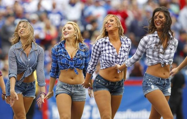 Buffalo Bills v Carolina Panthers
