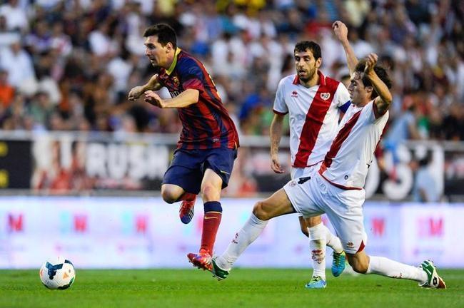 Barcelona Cruise in La Liga