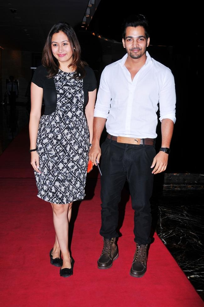 Jwala Gutta and Harshvardhan Rane