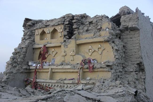Devastating Earthquake Strikes Pakistan