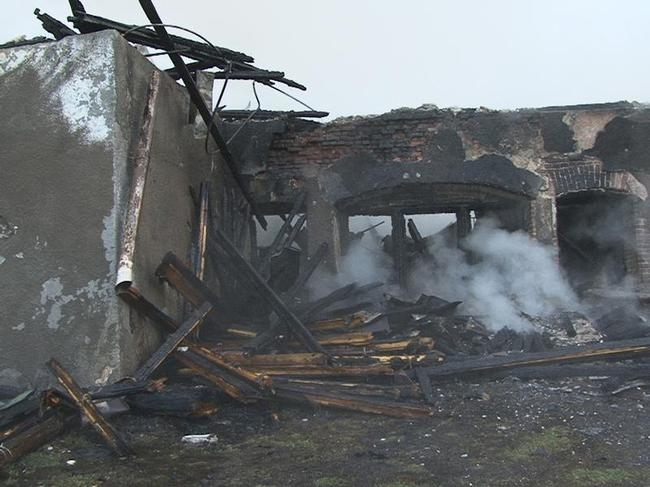 Russian Psychiatric Hospital Fire