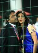 Lalit Modi and Shilpa Shetty