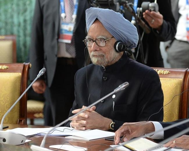 Manmohan Singh at the G20 Summit