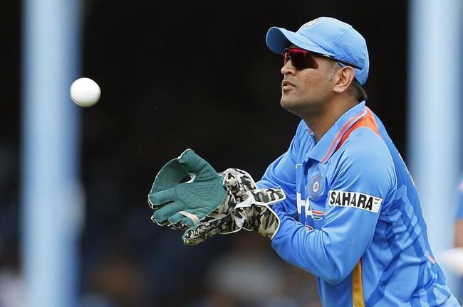Mahendra Singh Dhoni (Captain/Wicketkeeper)