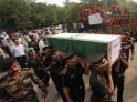 Lieutenant Colonel Bikramjit Singh Cremation
