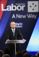 Australian Labor Party 2013 Campaign Launched In Brisbane
