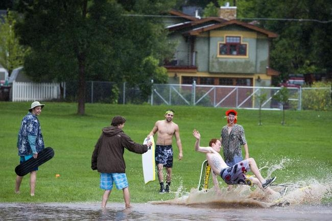 Floods Devastate Colorado