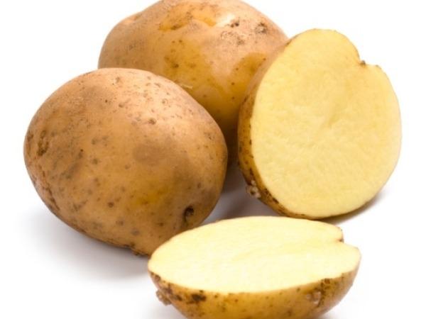 Skin Care: 20 Best Ways to Treat a Pimple Raw Potato