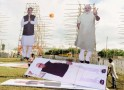 A patch-up? Advani leaves all wondering