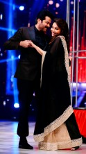 Anil Kapoor and Madhuri Dixit