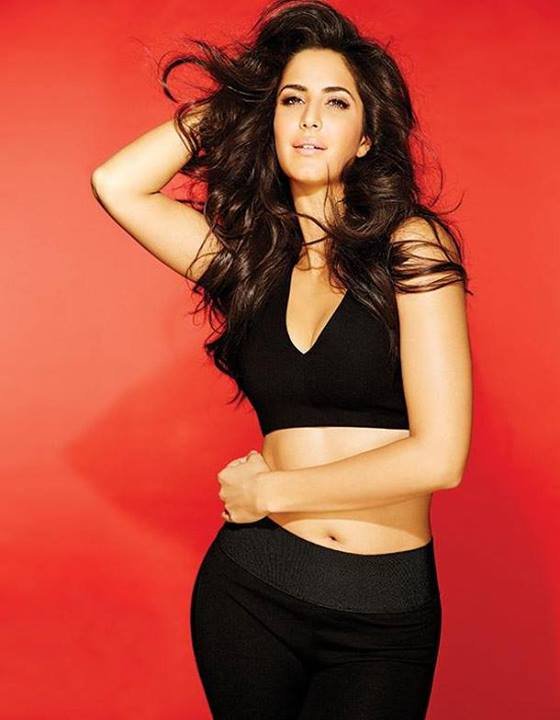 Check out Katrina Kaif flirting with the cameras in this bold photoshoot for FHM magazine's September issue.