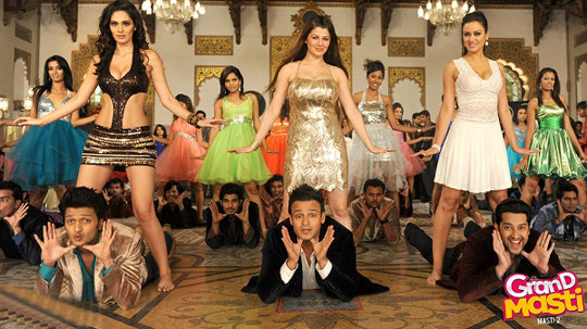 The upcoming adult comedy, Grand Masti, is sequel to the 2004 blockbuster comedy, Masti.