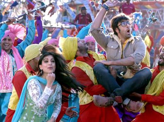 Pallavi Sharda, Ranbir Kapoor