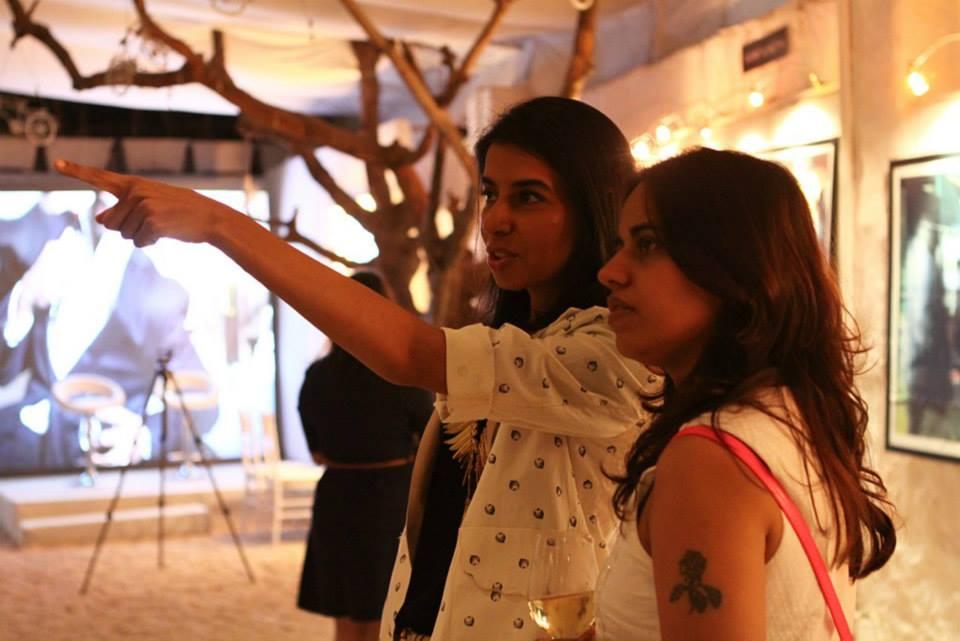 Fashionistas Ekta Rajani and Nitasha Gaurav, both looking as gorgeous as ever