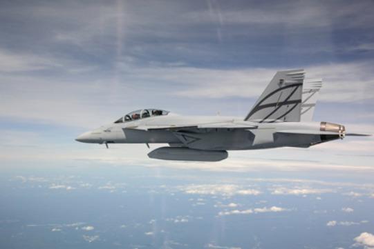 Advanced Super Hornet