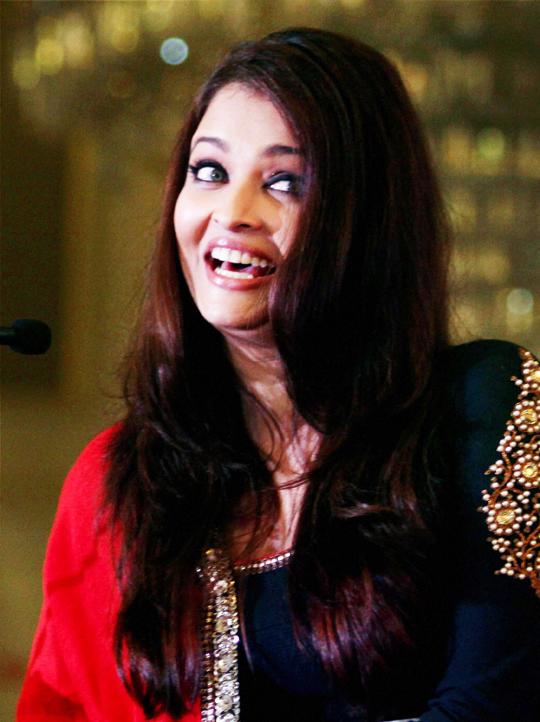 Aishwarya Rai Bachchan: Smile that speaks a thousand words