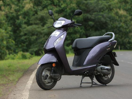 Honda Activa i: Road Test