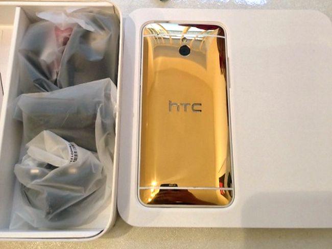 HTC One Mini Gold